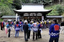 阿良須神社拝殿