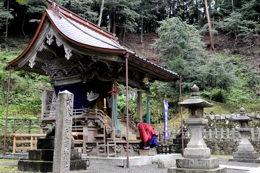 阿良須神社本殿
