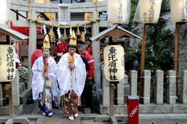 恵比須神社(丹波町)