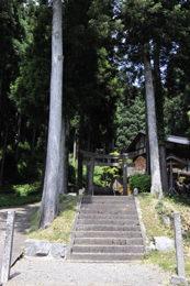 枝宮神社(岡田由里)