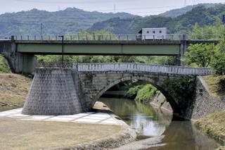 メガネ橋(岡田由里)
