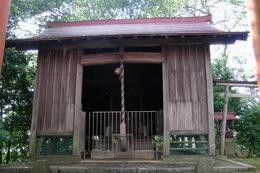 嶋満神社(浮島)
