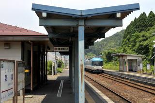 KTR東雲駅(舞鶴市水間)