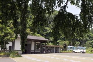 KTR四所駅(舞鶴市上福井)