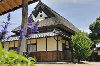 上野家住宅(西方寺)