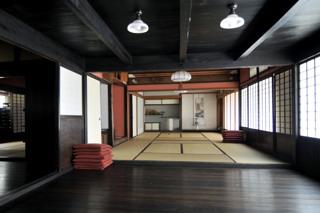 上野家の内部の様子