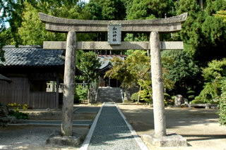和江神社(舞鶴市和江)